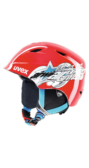 UVEX airwing 2 Junior red star